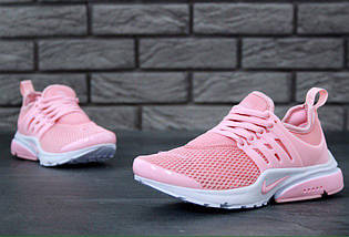 Женские кроссовки Nike Air Presto Pink/White, фото 3