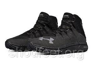 Мужские баскетбольные кроссовки Under Armour UA Project Rock Delta Black