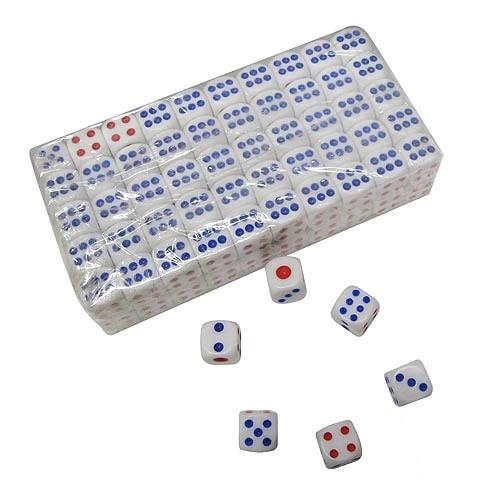 Кубики (Зарики) Большие №10Н