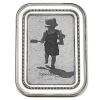Рамка для фото 10х15см REED&BARTON Banded Bead 1946