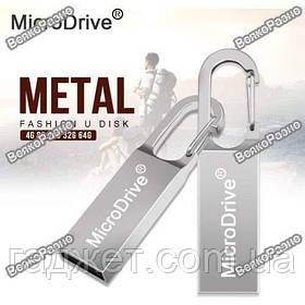 USB Flash Micro Drive на 32 гб. Флеш накопитель. Флешка.