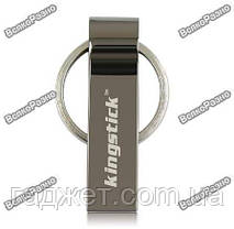 Usb флеш-накопитель kingstiks на 32 гб. ЮСБ флешка 32 ГБ, металлическая Kingstick, USB flash, фото 2