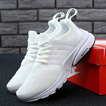 Женские кроссовки Nike Air Presto White, фото 3
