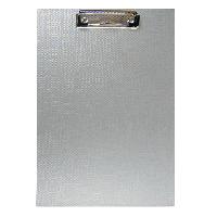 Офисный клипборд А4 buromax  bm.3411-09 серый pvc