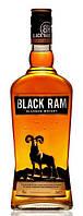 Виски Black Ram 1л 40% (Болгария, Ямбол, TM Peshtera)