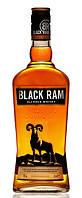 Виски Black Ram 0,7л 40% (Болгария, Ямбол, TM Peshtera)