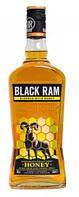 Виски на медуBlack Ram Honey 0,7л 35% (Болгария, Ямбол, TM Peshtera)