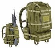 Рюкзак Defcon 5 EAGLE BACK PACK CON PORTAFUCILE OD GREEN ц:оливковый (D5-RPT2105 OD)