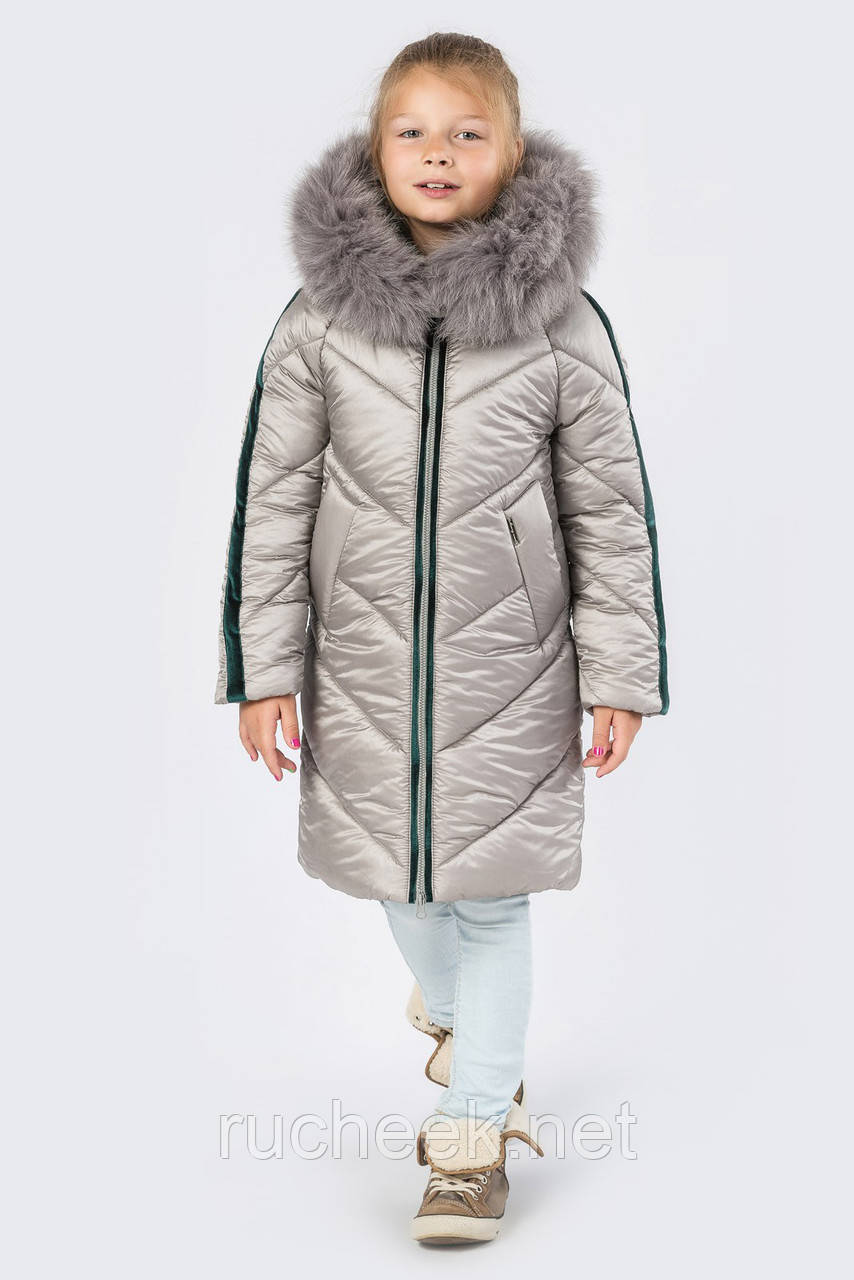 X-Woyz Детская зимняя куртка DT-8267-20