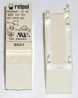 Промежуточное реле RM96 8 Ампер 1 СО , 12 V постоянки.
