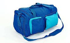 Сумка спортивная DUFFLE BAG REEBOK Z36215 CORE F M GRIP (PL, р-р 55х30х30см, синий)