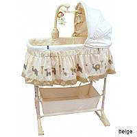 Колыбель для новорожденного Baby Mix LCP-PL501, фото 1