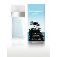 Женские ароматы Light Blue Dreaming in Portofino Dolce&Gabbana (свежий, легкий, романтичный)