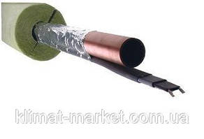 Саморегулирующийся нагревательный кабель для обогрева трубы TRACECO ESR-10