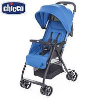 Прогулочная коляска книжка Chicco - Ohlala Голубой
