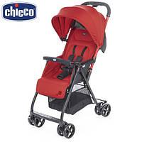 Прогулочная коляска книжка Chicco - Ohlala Красный