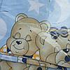 Детский постельный комплект детское постельное белье в кроватку для новорожденного
