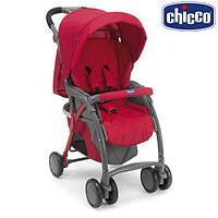 Прогулочная коляска книжка Chicco - Simplicity Plus Top Красный
