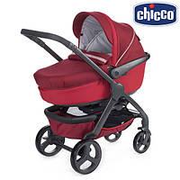 Универсальная коляска Chicco (2в1) - Duo StyleGo Красный