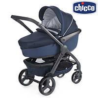 Универсальная коляска Chicco (2в1) - Duo StyleGo Синий
