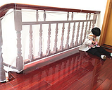 Защитная сетка на балясину от детей 300*74 см., фото 4