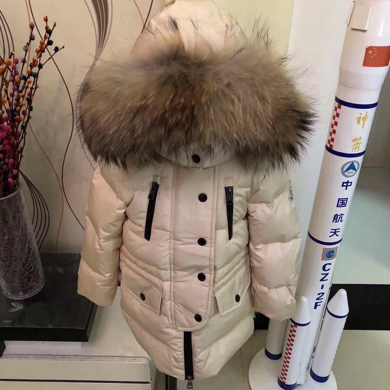 Куртка на мальчика Sabbi удлиненная на пуху бежевая