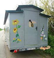 Павильоны для пчел (без прицепа)