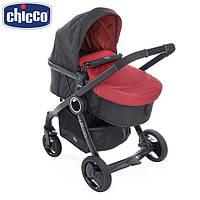 Детская Коляска универсальная Chicco (2в1) - Urban Plus Сrossover + Color Pack (4 цвета) 79214 Красный