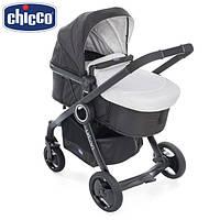 Детская Коляска универсальная Chicco (2в1) - Urban Plus Сrossover + Color Pack (4 цвета) 79214 Белый