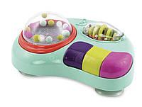 Музыкальная игрушка ШАРИКИ-ФОНАРИКИ свет, звук, на присосках Battat (BX1464Z), фото 1