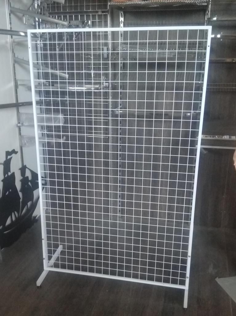 Сітка торгова в рамі розмір 1000х1500 товщина дроту 3 мм