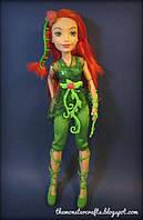 Кукла Супер Герои Иви Пойзон DC Super Hero Girls Poison Ivy