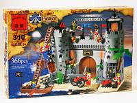 Конструктор замок пиратов Brick (310)