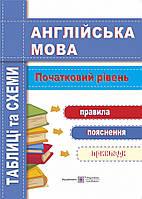 Таблицы и схемы Пiдручники i посiбники Английский язык Начальный уровень