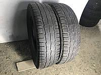 Шины бу зима 205/75R16C Michelin Agilis Alpin 2шт 4.5мм