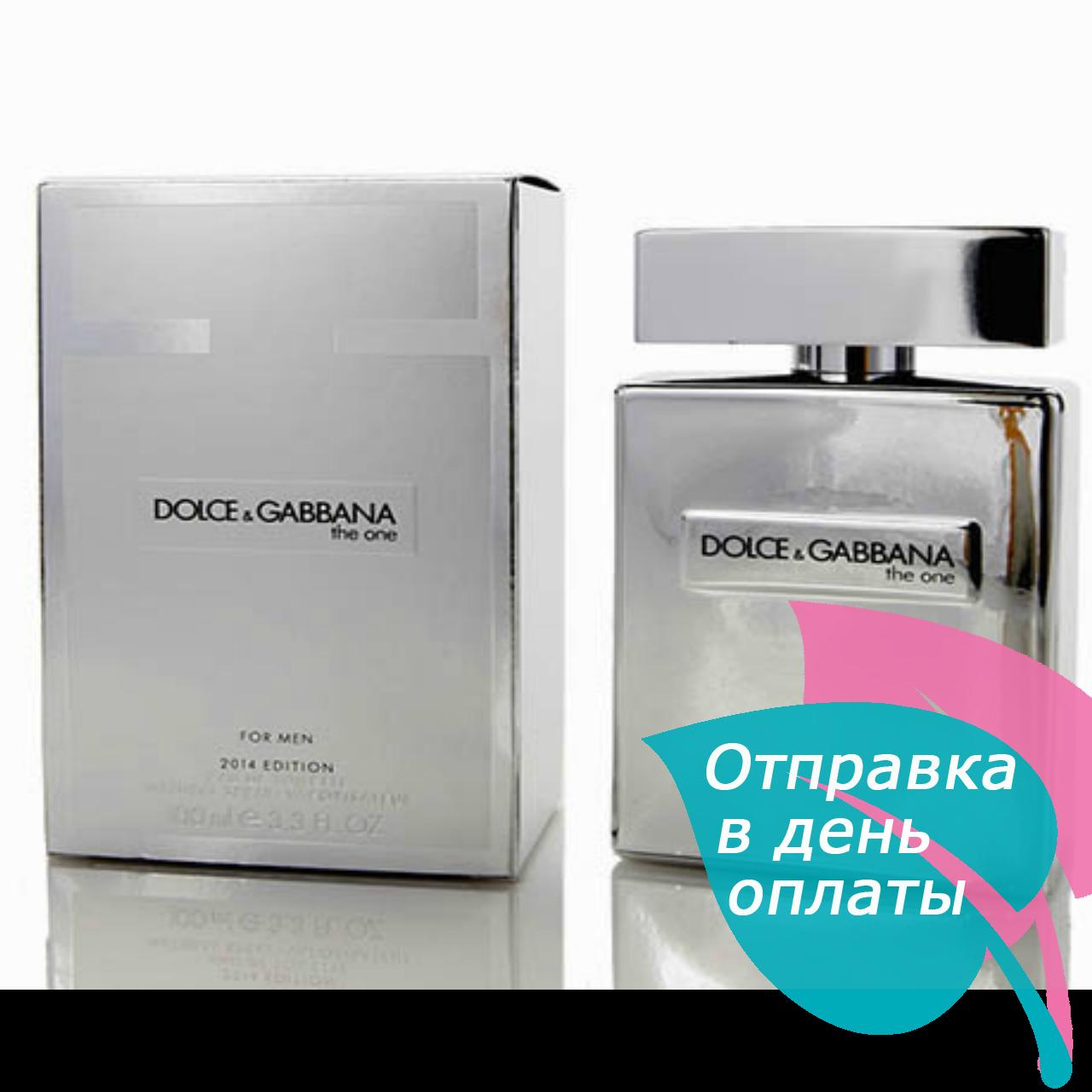Мужская туалетная вода Dolce & Gabbana The One 2014 Edition (Дольче Габана Зе Ван 2014 Эдишн)