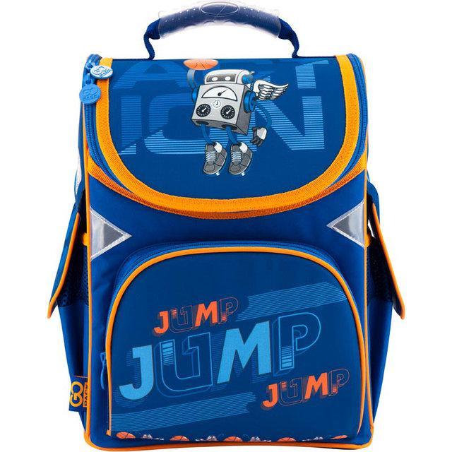 Рюкзак школьний каркасний GoPack GO18-5001S-13