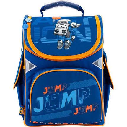 Рюкзак школьний каркасний GoPack GO18-5001S-13, фото 2
