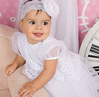 Нарядная одежда и обувь для новорожденных: на крестины, на праздник, на выписку, на фотосессию