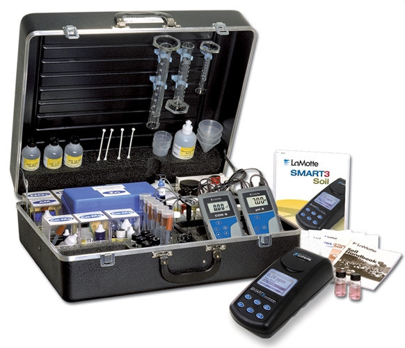 Электронные почвенные лаборатории LaMotte SCL-12, SCL-15 - Theseus Lab | Производственное, научное, лабораторное оборудование в Чехии