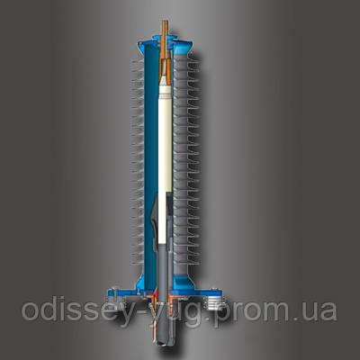 Концевая муфта 3M 98-ED 81x-2/х напряжение 110 кВ. Высоковольтная арматура