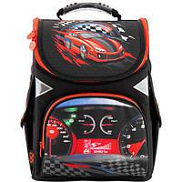 Рюкзак школьний каркасний GoPack GO18-5001S-17