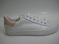 Женские белые кеды, фото 1