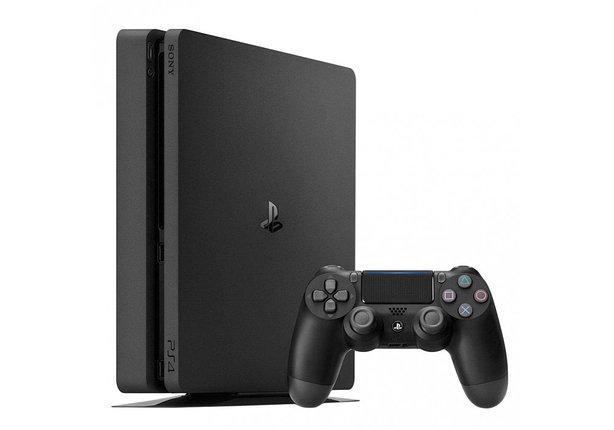 Sony Playstation 4 Slim 1TB (БУ с играми)