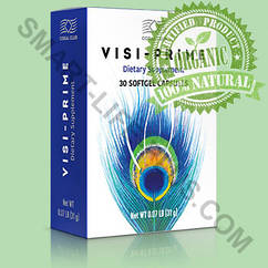 Витамины для глаз. Визи-прайм, Visi-prime- для профилактики и улучшения , лечения зрения