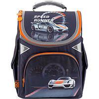 Рюкзак школьний каркасний GoPack GO18-5001S-19