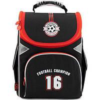 Рюкзак школьний каркасний GoPack GO18-5001S-20