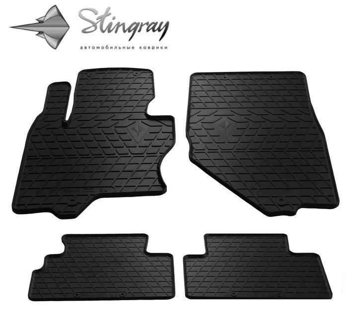 Коврики автомобильные Infiniti QX70 (S51) 2013- Stingray