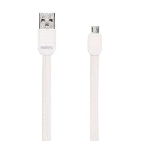 MicroUSB кабель Remax Puff RC-045m 1m white
