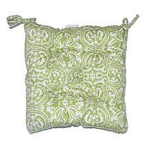 Подушка для стульев Фреска-Олива